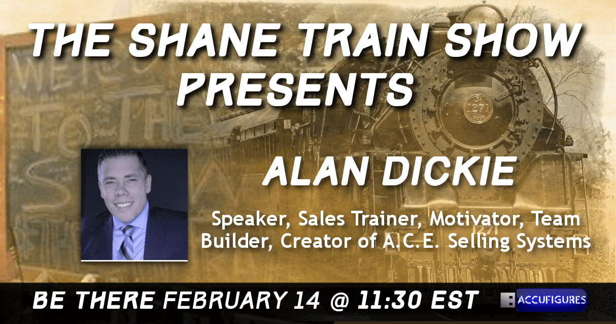 Accufigures The Shane Train Banner Design 2