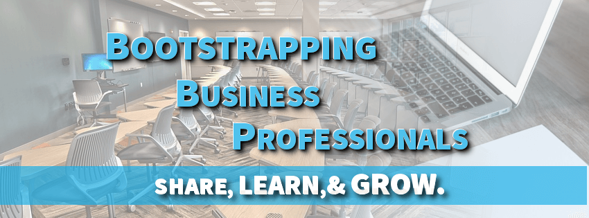 Accufigures Bootstrapping Business Professionals Banner Design
