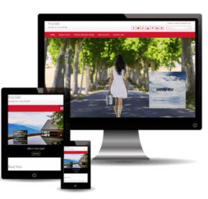 Accufigures Health & Wellness Coach Website Build