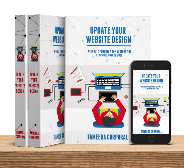 Redesign your website training guide