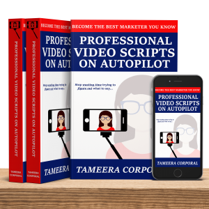 Write professional video scripts training guide