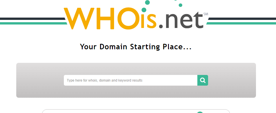 domain-lookup-whoisnet