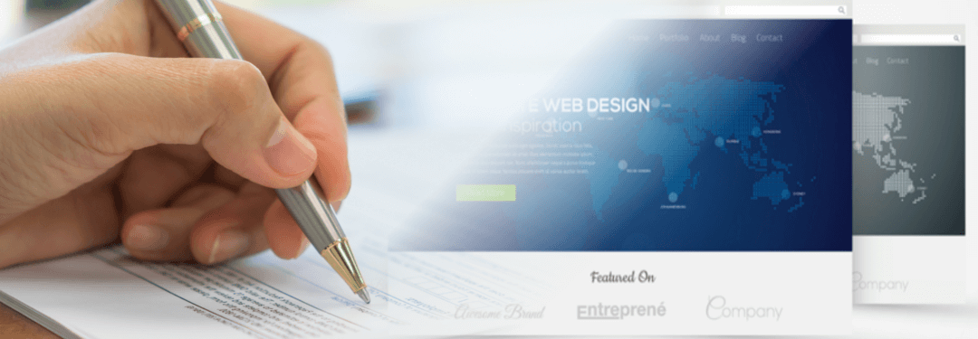 what you need in a website
