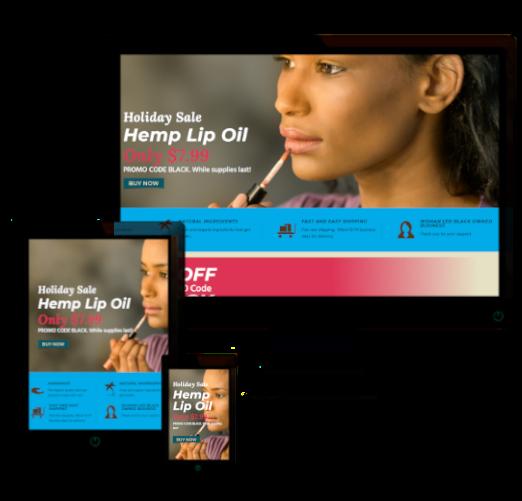 ecommerce website design near me